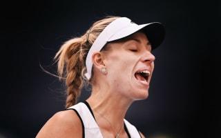 Kerber shocked by Zheng on Tour return