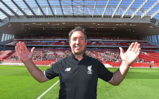 Robbie Fowler booted off The Jump