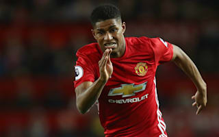 Rashford: My game is more complete thanks to Mourinho