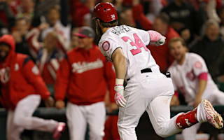 Harper leads Nationals to walk-off win, Sale posts 10-plus strikeouts