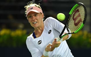 Vandeweghe unable to take care of Riske business in Dubai