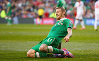 Relieved McClean happy to avoid Keane wrath with winning goal