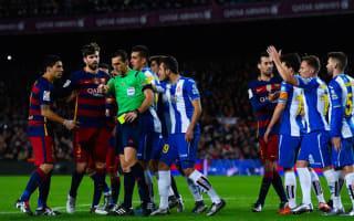 'We weren't violent, there was no blood' - Diop defends Espanyol