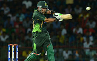 Umar called up by Pakistan