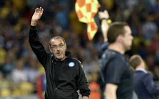 Napoli have a lot to learn - Sarri