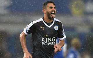 Mahrez is 'dominating' the Premier League - Wenger
