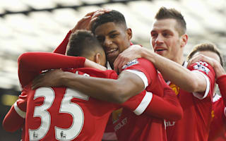 Schneiderlin sees signs of Martial in rampant Rashford