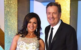 Piers Morgan: 'Don't call Susanna Reid darling'