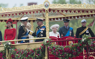 Watch: The Queen's Jubilee pagent in 90 seconds!