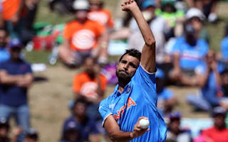 Injury-plagued Shami out of Asia Cup