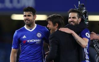 Conte hails Chelsea's 'big step' towards Premier League title