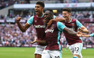 West Ham 1 Bournemouth 0: Antonio seals last-gasp victory