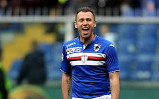 Cassano wants to continue Serie A career