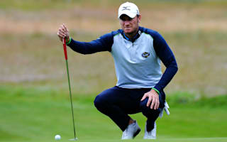 Wood's Ryder Cup ambitions hit snag at Archerfield