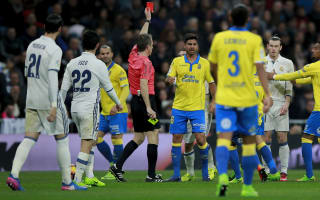 Real Madrid lose Bale to two-match ban