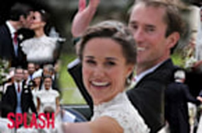 The Best Pictures from Pippa Middleton's Wedding