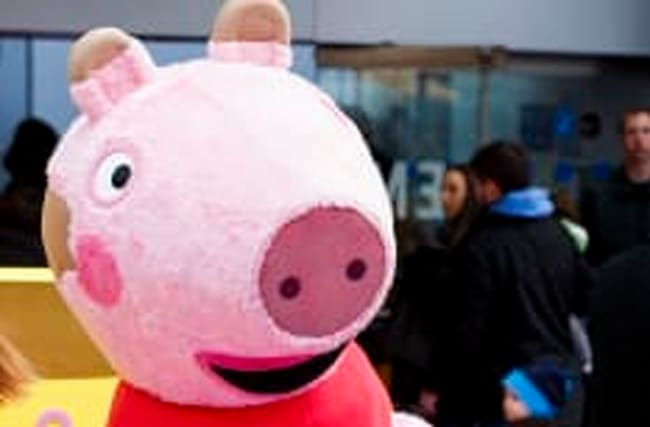 Parents warned about disturbing Peppa Pig spoof videos