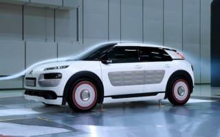New 141mpg Citroen concept revealed