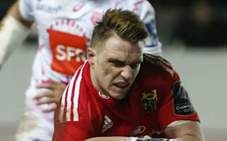 Scannell inspires dramatic Munster win, Glasgow go top