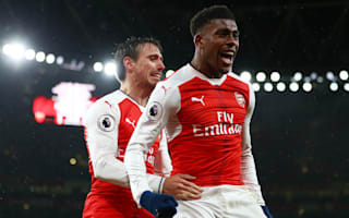 Iwobi will fight for Arsenal future if Wenger leaves, says Okocha