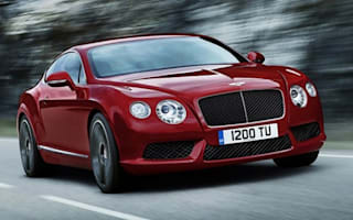New Bentley Continental goes all environmental