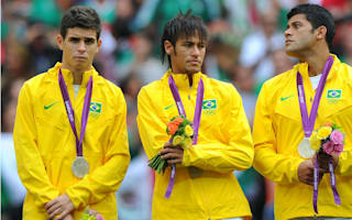 Damiao backs Brazil for maiden Olympic gold