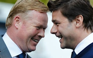 Koeman: I'll ask Pochettino on Sunday if he fancies the Barcelona job