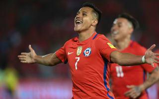 Sanchez among world's best - Pizzi