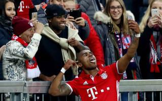 Bayern Munich 2 Borussia Monchengladbach 0: Champions back on track thanks to Costa and Vidal
