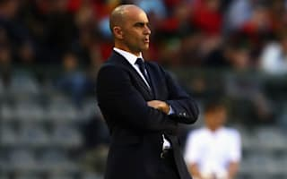 Belgium boss Martinez pleased after difficult World Cup qualifier