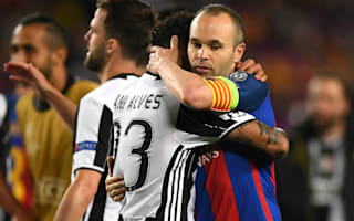 Iniesta focused on beating Madrid to LaLiga after Champions League exit