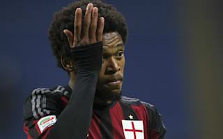 Luiz Adriano not intent on leaving Milan - agent