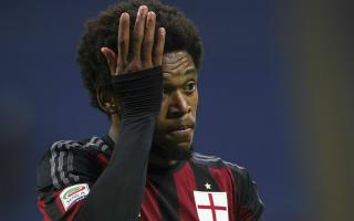 Luiz Adriano not intent on leaving Milan - agent
