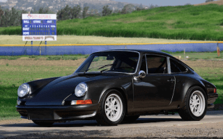 Steve McQueen inspired Porsche 911 to go to auction