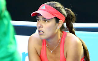 Ivanovic exits after coach collapses as fortunes of Muguruza, Azarenka differ