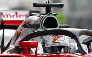 F1 ditch 'Halo' plans for 'shield' concept
