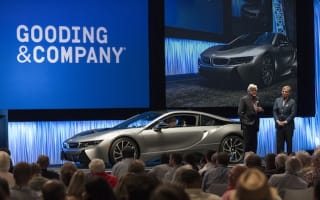 First US BMW i8 sells for £493k