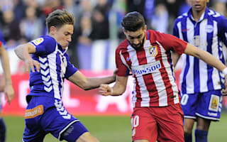No problem between Simeone and Carrasco at Atletico