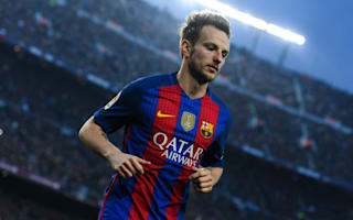 Rakitic dropped from Barcelona squad to face Villarreal