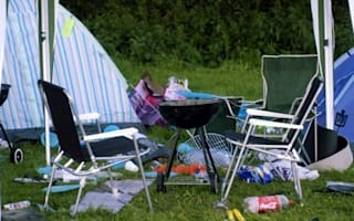 Teenager dies at campsite after sleeping in tent with barbeque
