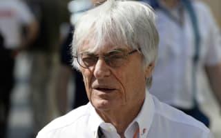 New F1 qualifying was 'crap', says Ecclestone