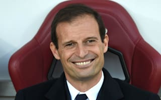 Allegri confident Juve can afford to rest players