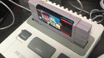 Hyperkin está preparando una consola para tus cartuchos de SNES