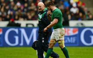 Ireland trio set to miss rest of Six Nations