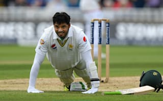 Azhar and Aslam put Pakistan in command