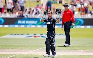 Broom helps New Zealand seal series