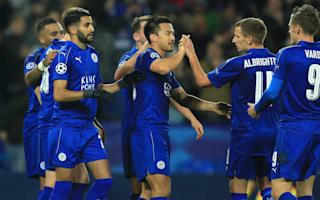 Leicester City 2 Club Brugge 1: Ranieri's side seal top spot in Group G