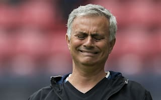 Mourinho thrilled by 'amazing' United fans