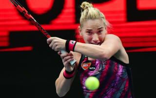 Doubles partners Babos and Safarova reach Budapest singles final