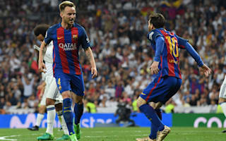 Messi cannot surprise anyone - Rakitic lauds Barcelona hero